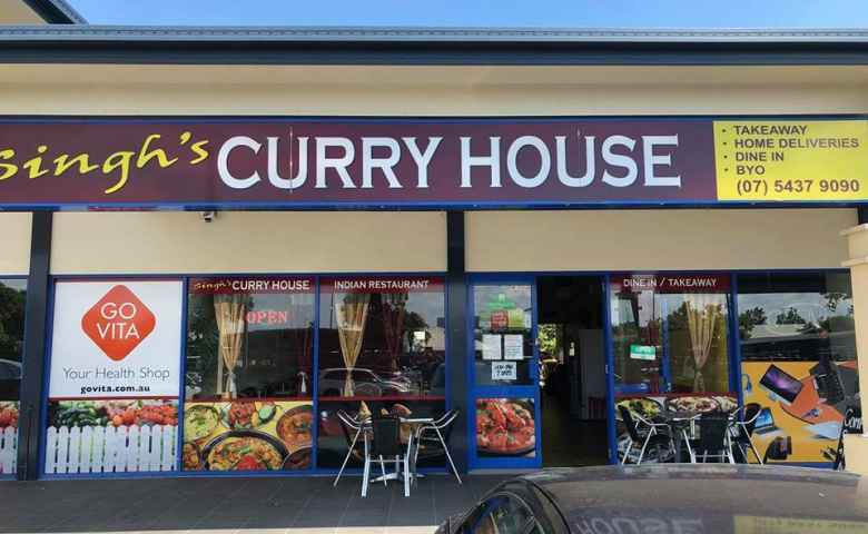 Singh's Curry House
