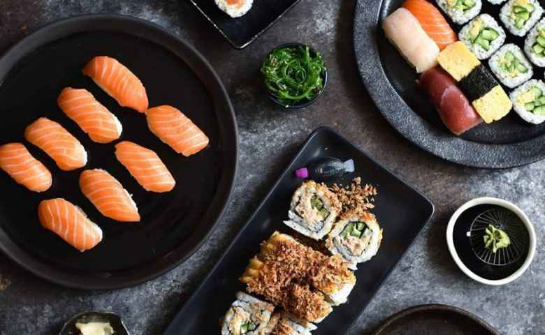 Sushi Sushi - Toowoomba Wide Selection