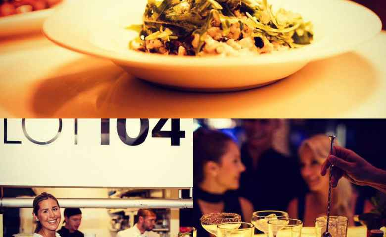 Fun and Fine Dining at Lot 104 Mooloolaba