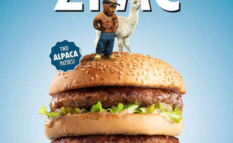 Burger Urge - 2 Pac - 2 All Alpaca Patties