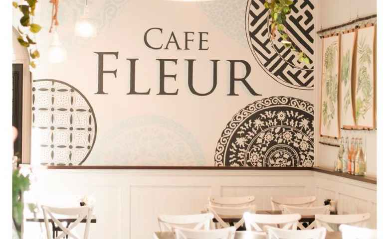 Style at Cafe Fleur