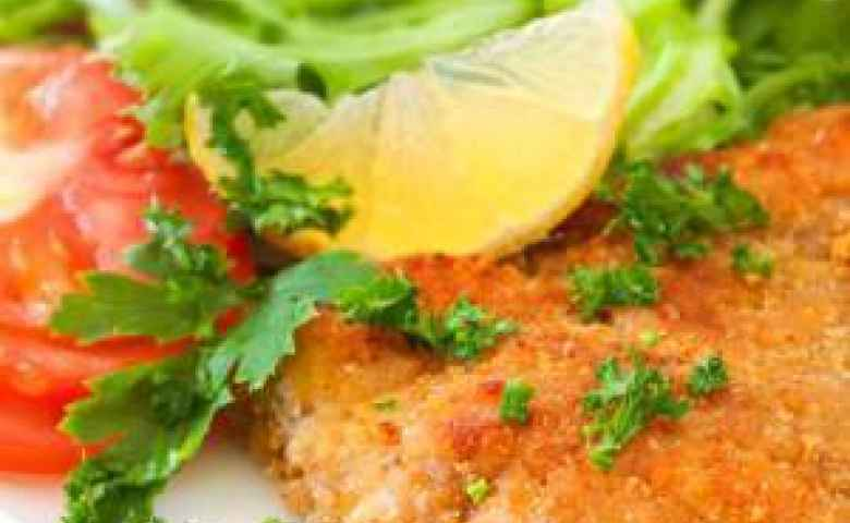 Schnitzels are our specialty at the Club Kawana Bistro