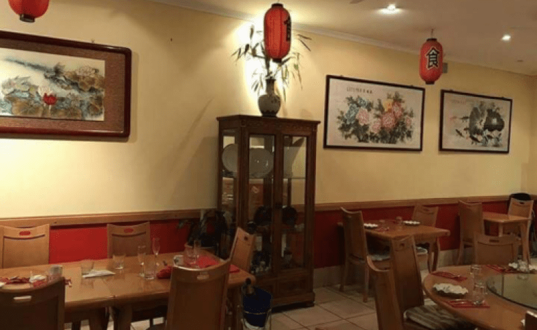 The China Flute has a great atmosphere