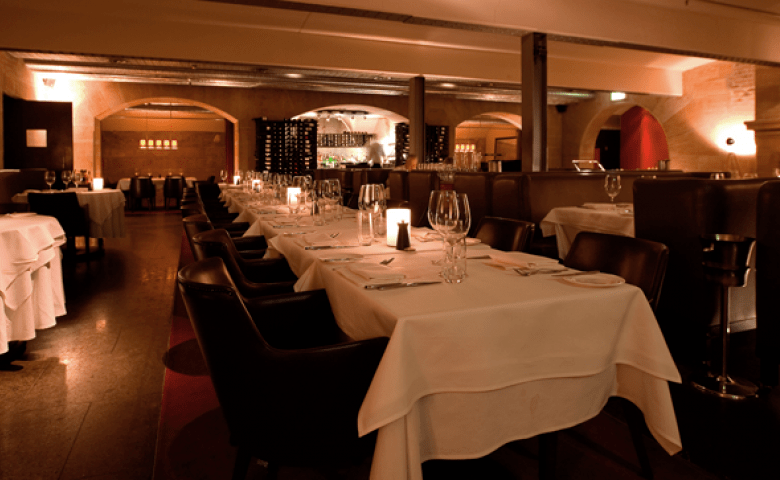 Intimate Atmosphere at Prime Restaurant Sydney