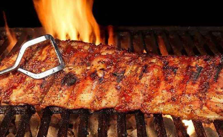 Flame grilled for flavour at O'Sheas Royal Goondiwindi