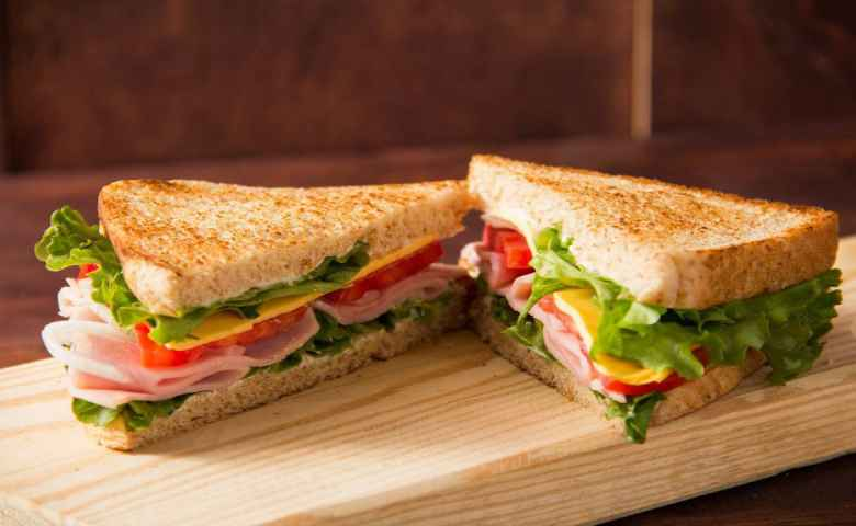 Sandwiches at Scoffers