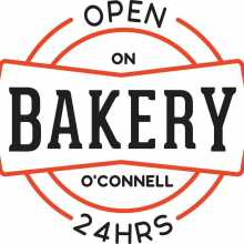 Bakery on O'Connell Logo