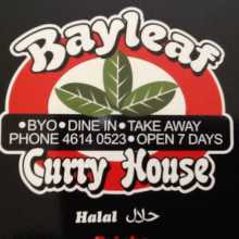Bay Leaf Curry House Logo