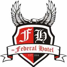 Federal Hotel Maryborough Logo