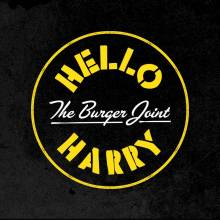 Hello Harry - The Burger Joint [ Lilydale ] Logo