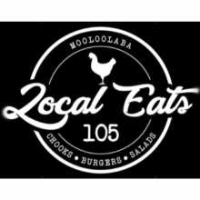 Local Eats 105 Logo