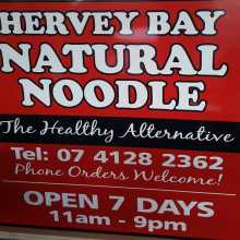 Natural Noodle Hervey Bay