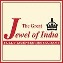 The Great Jewel of India Logo