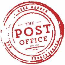 The Post Office Bar Logo